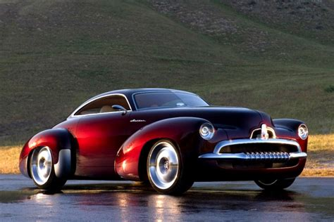 Holden Efijy Concept to be honored at Motorclassica ...