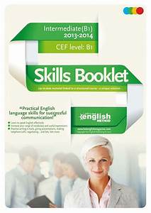 Hot English Method Skills Booklet  Intermediate   Level B1