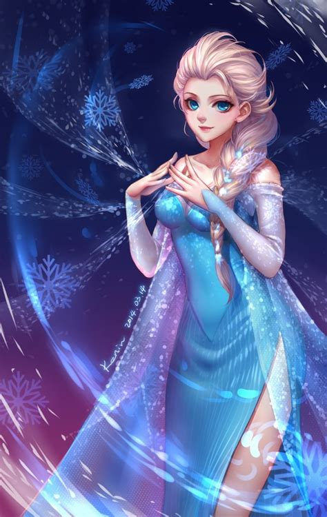 Animated Princess Wallpapers - princess elsa frozen fan wallpapers