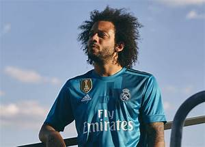 Tercera camiseta Adidas del Real Madrid 2017/2018 ...