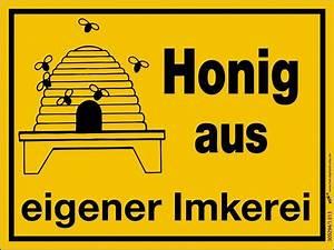 Honig Aus Fichtenspitzen : schild honig aus eigener imkerei 309293 1 gr ca 20 ~ Lizthompson.info Haus und Dekorationen