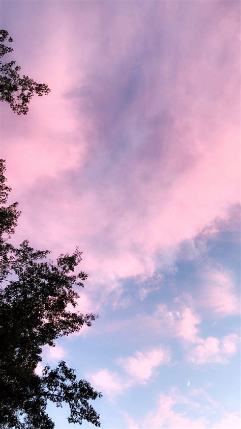 aesthetic sky wallpapers