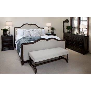 costco aubrey  jennifer adams  piece king bedroom set