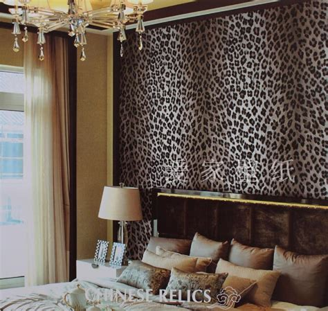 Animal Print Wallpaper For Bedrooms - animal print bedroom wallpaper gallery