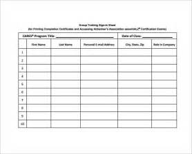 Silent Auction Bid Sheet Template Printable Sle Sign In Sheet Template 13 Documents In Pdf