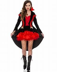 Halloween Kostüm Vampir : vampire countess adult womens costume spirit halloween ~ Lizthompson.info Haus und Dekorationen