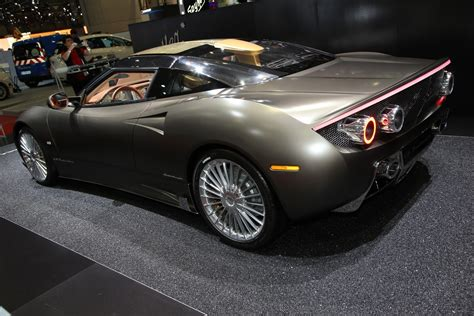 Spyker : Spyker Returns To New York With The New C8 Preliator