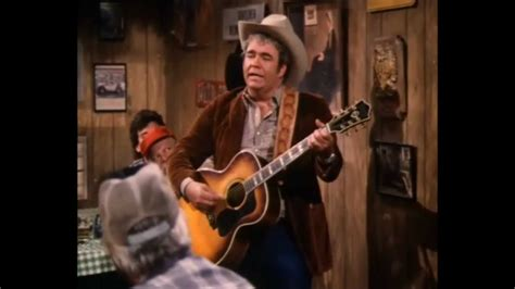 Hoyt Axton At Boar's Nest