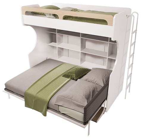 shop houzz multimo wall bunk bed