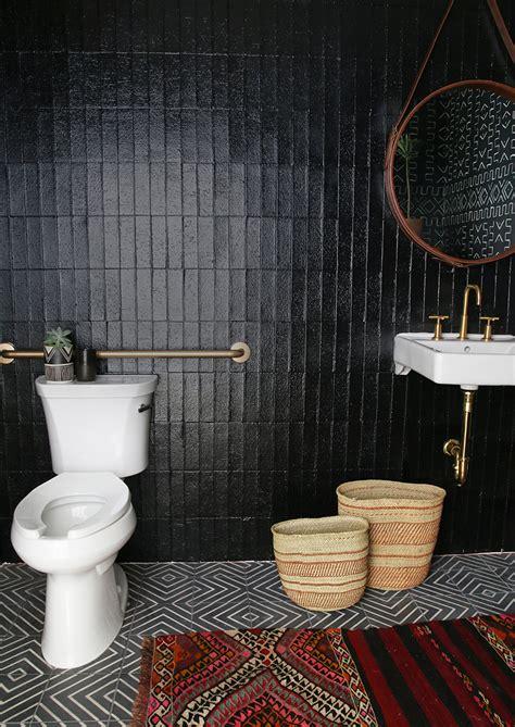 Amber Interiors X Kohler  New Office Bathroom Amber