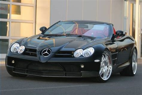 Types Of Mercedes Cars