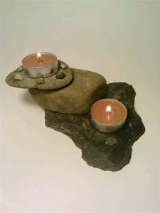 the 25 best slate rock ideas on pinterest painted With best brand of paint for kitchen cabinets with arrow of light candle holder