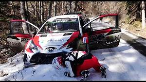 Rallye De Monte Carlo : rallye montecarlo 2017 crash show youtube ~ Medecine-chirurgie-esthetiques.com Avis de Voitures