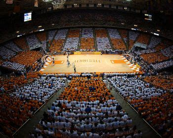 tennessee volunteers thompson boling arena picture