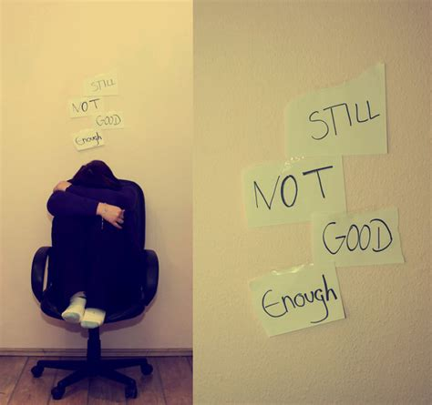 Quotes About Feeling Not Good Enough Quotesgram