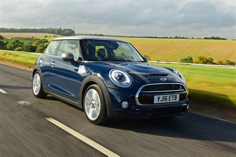 Mini Cooper Blue Edition Hd Picture by Mini Cooper S Seven 2016 Review Pictures Auto Express