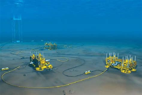 Norway FMC Technologies Wins Subsea Operations Services ...