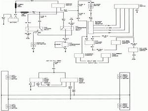 1988 Chrysler Lebaron Wiring Diagram Schematic