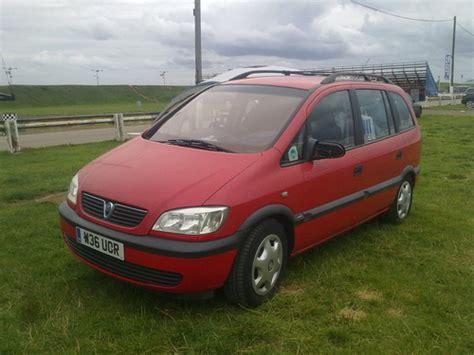 1998-2000 Vauxhall/opel Astra, Zafira (r To W Registration