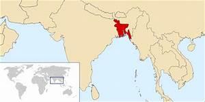 Administrative Geography Of Bangladesh
