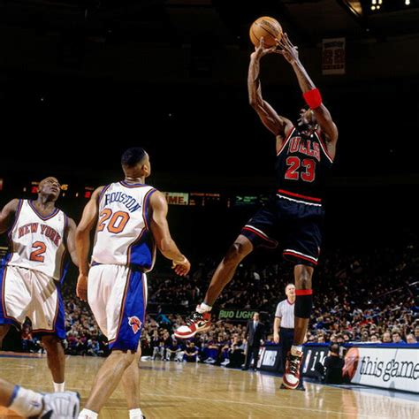 chicago bulls   york knicks jordans final msg