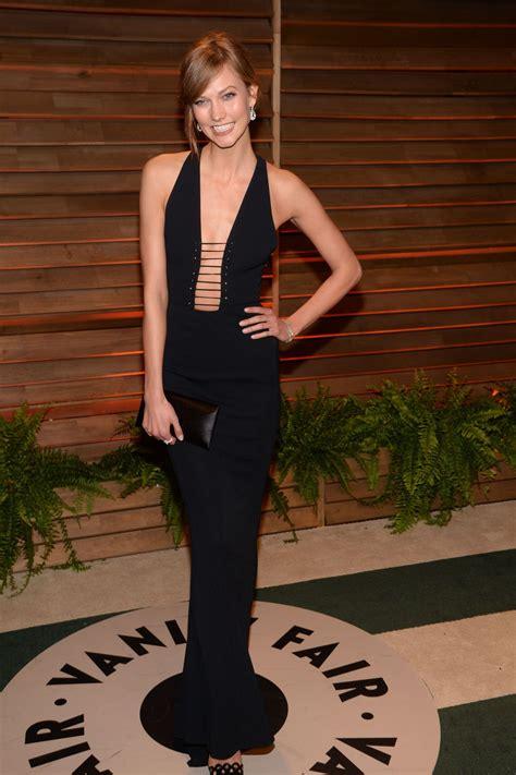 Karlie Kloss Vanity Fair Oscar Party Celebzz