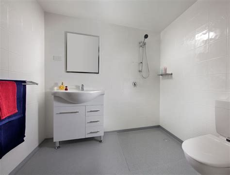Modern Bathroom Australia by The Prefabrication Of Modern Bathrooms Architecture And