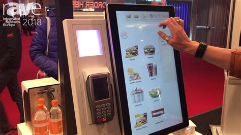 ise  acrelec features  ordering kiosk  fast