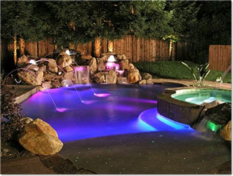 pool with lights accurate pool and spas pool accessories watertown wisconsin
