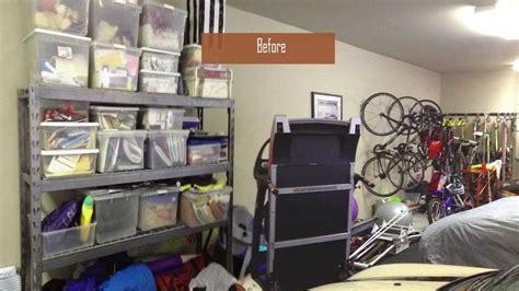garage makeover  ikea kitchen cabinets youtube