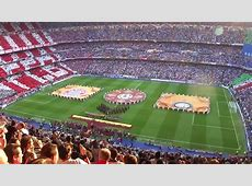 UEFA Champion's League Final 2010 Opening Ceremony YouTube