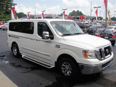 nissan nv2500 passenger sell used 2012 nissan nv2500 sherrod custom van mojave