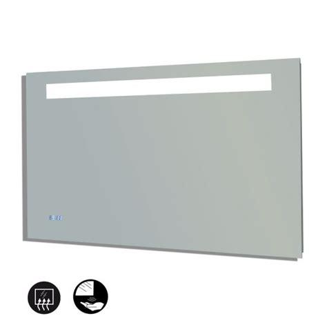 infrarouge salle de bain miroir salle de bain r 233 tro 233 clairage horloge et antibu 233 e sanijura
