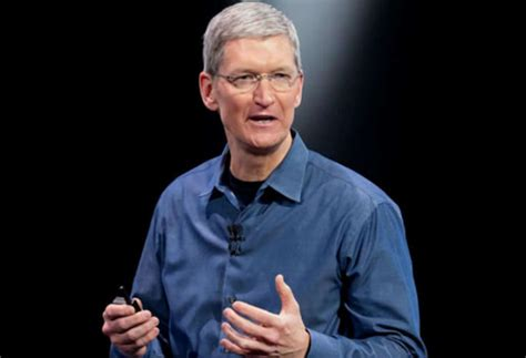 tim cook a profile in style