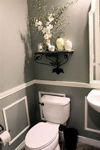 Bathroom. Practical Modern Half Bathroom Designs ...