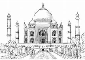 pencil sketch of Taj Mahal - Download Free Pdf Books