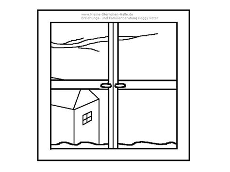 Vorlage Mit Bild by Fenster Malvorlagen Kostenlos Zum Ausdrucken