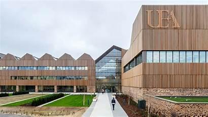 Anglia East University Norwich Uea Building Champion