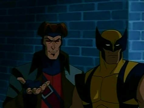 Wolverine And Gambit (wolverine And The X-men).jpg