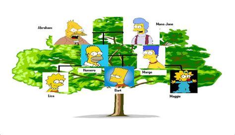powerpoint family tree template   premium