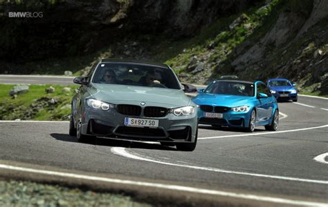 2016 Bmw M Drive Tour Goes To The Transylvanian Alps