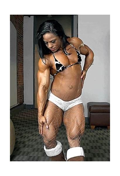 Kashma Maharaj Muscular Legs Strong Curvy Attractive