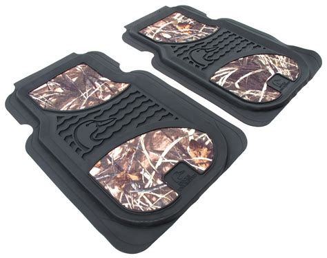 ducks unlimited universal fit vehicle floor mats front