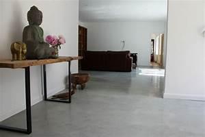 Industrieboden Im Wohnbereich : beton bodenbelag wohnbereich die sch nsten einrichtungsideen ~ Michelbontemps.com Haus und Dekorationen
