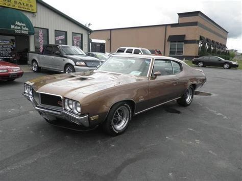 Buick Gs 455 For Sale by 1970 Buick Gran Sport 455 For Sale Buy American Car