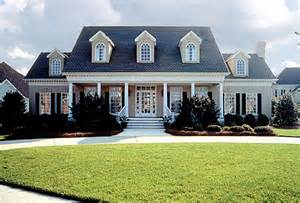 pictures colonial country house plans house plan 85454 at familyhomeplans