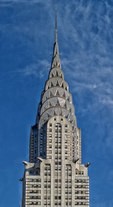 History Of The Chrysler Building by The History Of The Chrysler Building Eagle Transfer