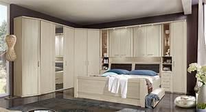 Seniorenbett mit Bettkasten für Überbau Schlafzimmer Palena