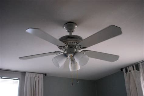 ceiling fans for bedroom in the little yellow house bedroom ceiling fan upgrade