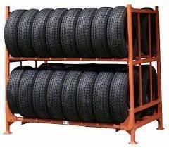 Rack A Pneu : rack para pneus framper ~ Dallasstarsshop.com Idées de Décoration